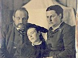 Known as post-mortem photography, Victorians had pictures taken of the recently deceased