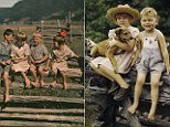 Children in the early 20th century