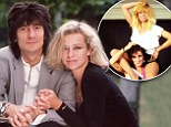 Jo Wood's book details her side of being married to Rolling Stone Ronnie Wood