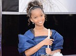 Quvenzhane Wallis was at the heart of two Twitter rows