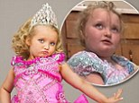 Beauty pageant queen and reality TV star Honey Boo Boo from McIntyre, Georgia, (aka Alana Thompson, pictured) is set to have her show broadcast around the world