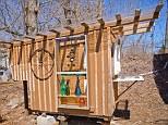 Derek Dierdricken's Tiny Home 'Gypsy Junker' Is For Sale For A Mere $1,200