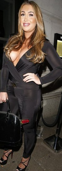Swap your LBD for a LBJ - a Little Black Jumpsuit