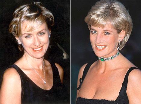 Tina Brown and Diana, Princess of Wales