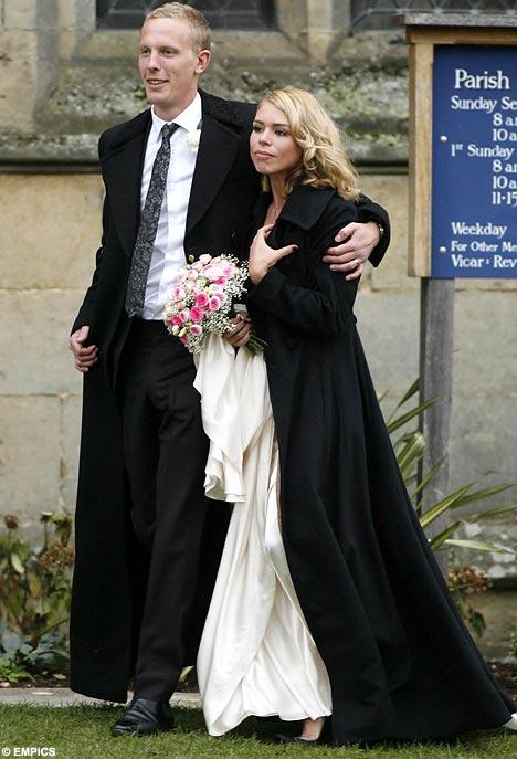 billie piper wedding