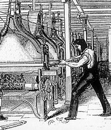machine wrecking 1812