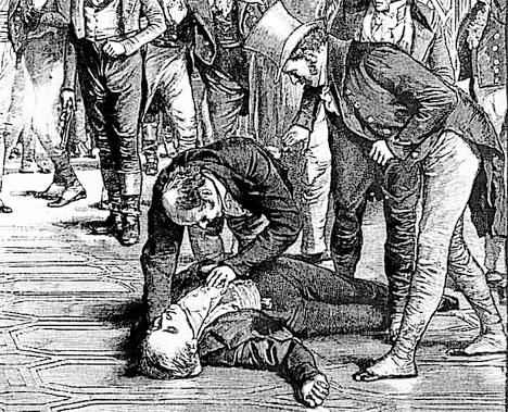 assassination of Spencer Perceval
