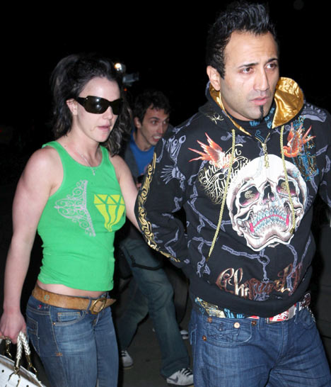 Britney and Adnan