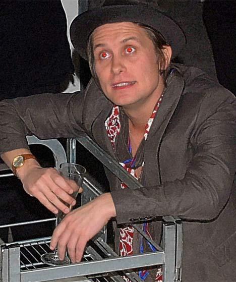 Mark Owen Brits 2008