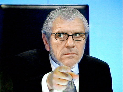 Fabio Capello as Alan Sugar