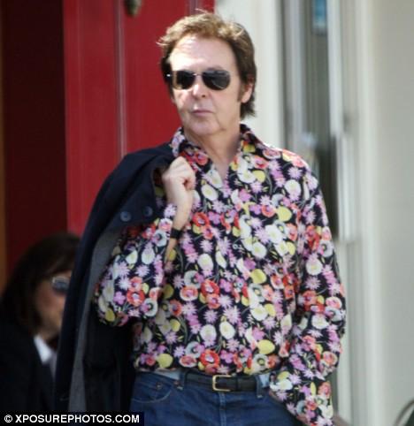 Paul McCartney 29 May 2008