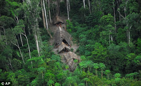 Uncontacted tribe