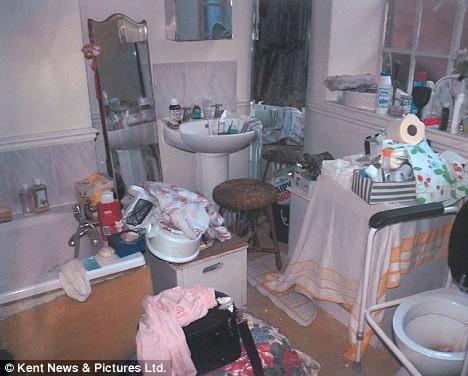 Lady Jacqueline Killearn's room
