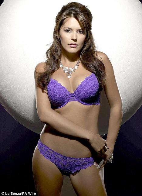 Danielle Bux La Senza 2008