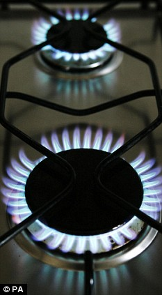 Hikes: British Gas is increasing its prices by 35 per cent