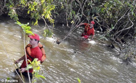 Workers search for body parts of Cara Burke