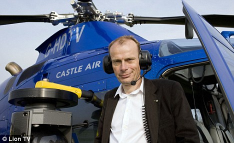 Andrew Marr presents BBC's Britain From Above