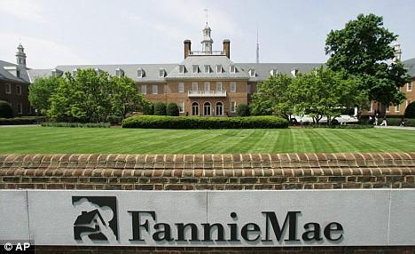 Giant: The Fannie Mae building in Washington