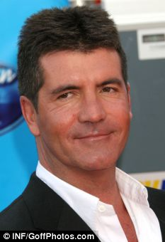 Emma admits X Factor judge Simon Cowell has been a tower of strength in recent months