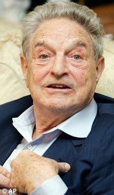 'Ill-conceived': Billionaire investor George Soros claims the bail-out plan is flawed