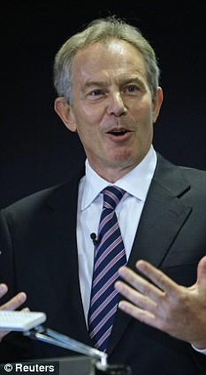Tony Blair: 'A pretty straight sort of guy'. Or not.