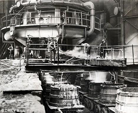 1930s steel
