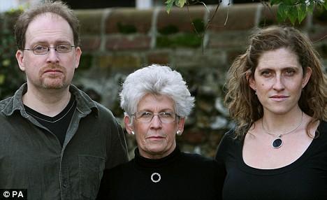 family of BBC producer Kate Peyton,