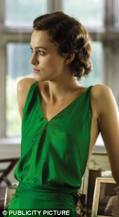 A tailor can recreate a favourite look from a film, such as the dress worn by Keira Knightley in Atonement