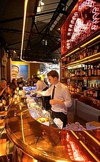 Prada bar
