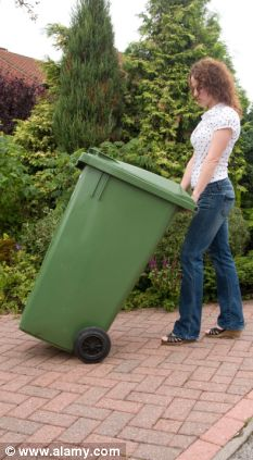Bureaucrats will no longer be able to spy on people putting bins out on the wrong day