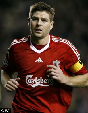 Steven Gerrard will play for Liverpool against Preston in the FA Cup