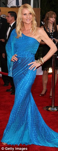 Actress Nicollette Sheridan SAG AWards