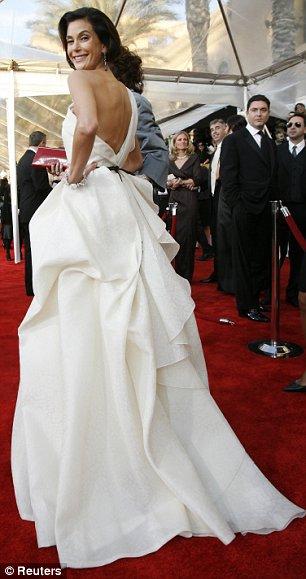 Actress Teri Hatcher