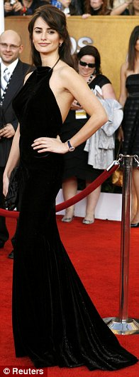 Penelope Cruz SAG Awards