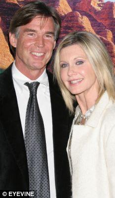 Olivia married John Easterling in 2008