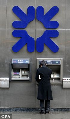 Retreat: The Government has given up on its bid to stop Royal Bank of Scotland paying out bonuses to the dealers who brought it to its knees