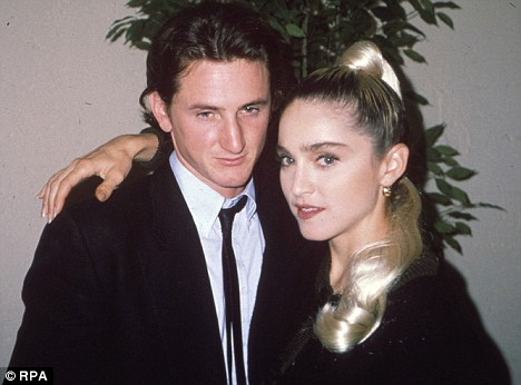 Penn and Madonna married in 1985 after a short courtship