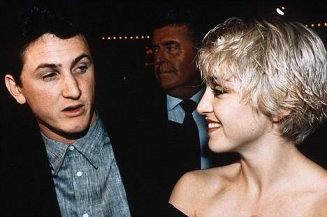Madonna and Penn