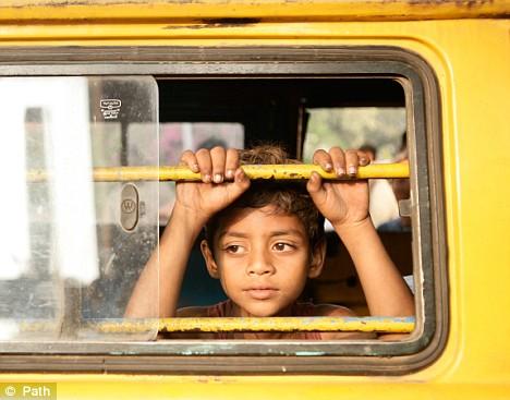 Azharuddin Ismail as Salim in Slumdog Millionaire