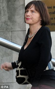 Jackiey Budden, Jade Goody's mother