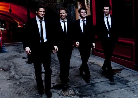 Classical quartet Blake