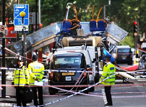 July 7, 2005 bombings in London