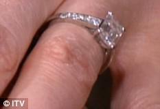 Ruth Langsford's ring This Morning