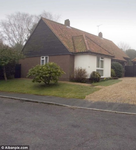Geoff Hoon's Walberswick home