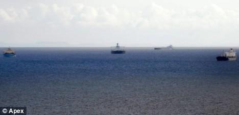 tankers in Devon
