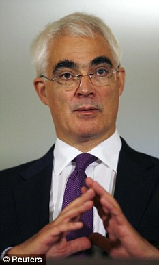 The change to National Insurance payments, introduced stealthily by Alistair Darling, will hit middle income earners particularly hard