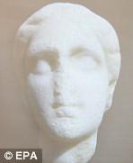 Cleopatra head