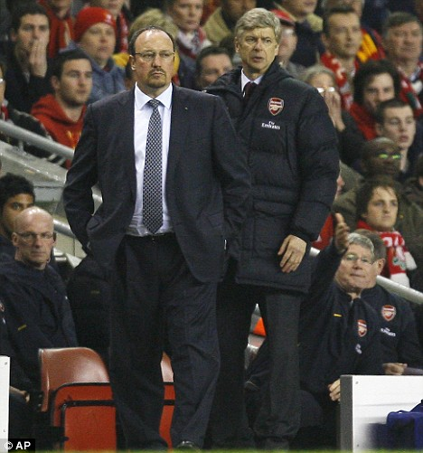 benitez and wenger