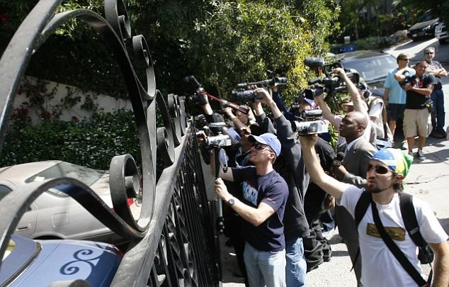 Paparazzi in Los Angeles