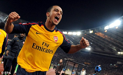Yellow carded: Arsenal's current away shirt